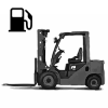 IC forklifts