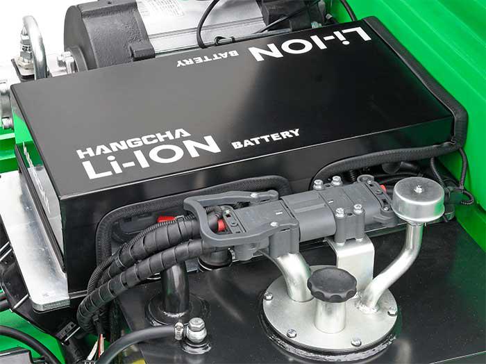 Système intégré de gestion de la batterie BMS